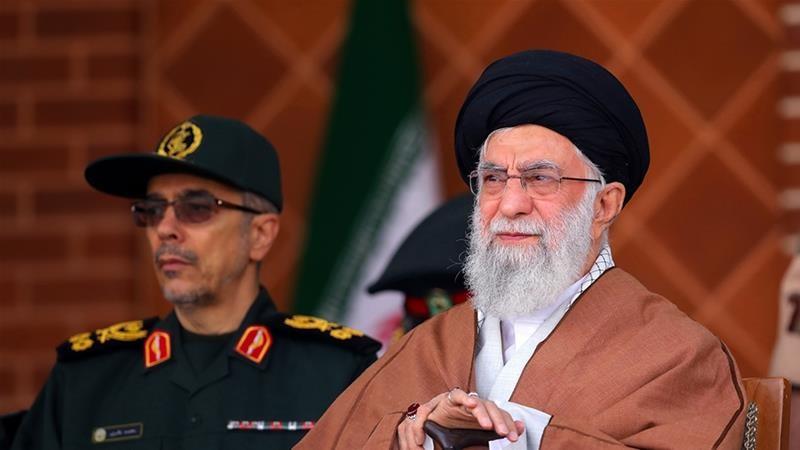 Iran cáo buộc Mỹ 'đổ dầu vào lửa biểu tình' ở Lebanon và Iraq - ảnh 1