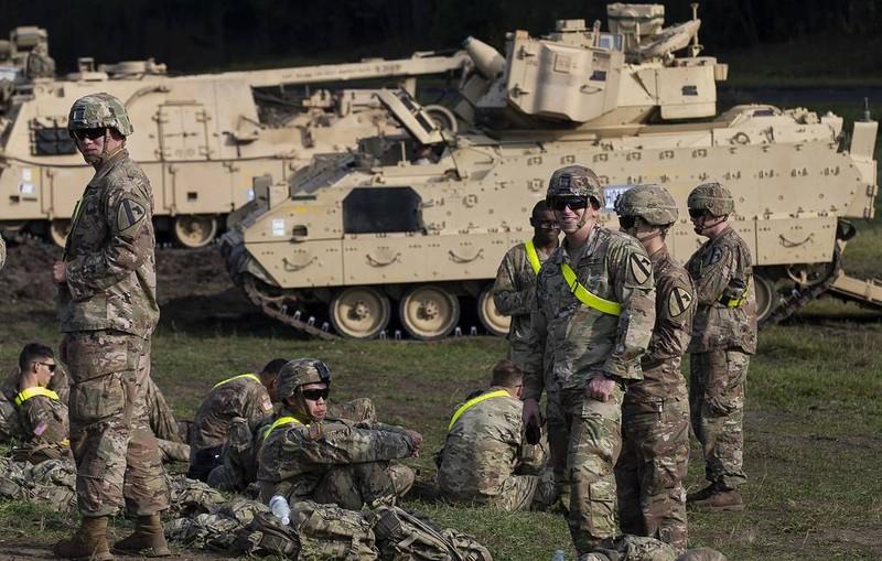 Tập trận ở Lithuania, NATO đang khiêu khích Nga? - ảnh 1