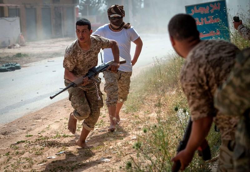 'Lính đánh thuê' Nga có mặt ở Libya? - ảnh 3