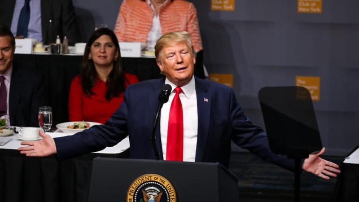 'Luôn chào đón mọi nhà lãnh đạo nếu điều đó tốt cho Mỹ' - ảnh 1