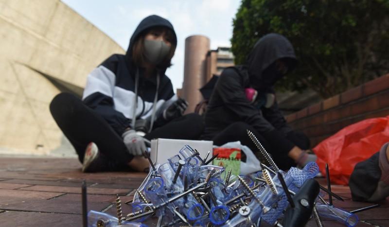 Mỹ sẽ làm gì nếu Trung Quốc đưa quân vào Hong Kong? - ảnh 1
