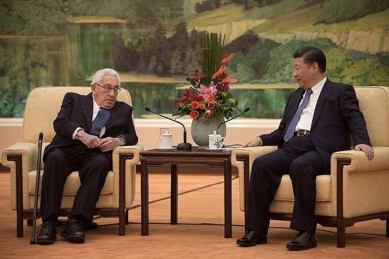 Henry Kissinger: Mỹ-Trung xung đột 'còn tồi tệ hơn Thế chiến' - ảnh 2