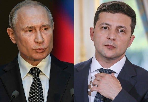 Lãnh đạo Nga, Ukraine gặp nhau nhằm tìm lối ra cho xung đột - ảnh 1