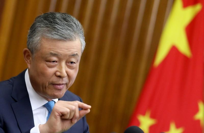 Đại sứ Trung Quốc cảnh báo 'biện pháp mạnh' với Hong Kong - ảnh 1