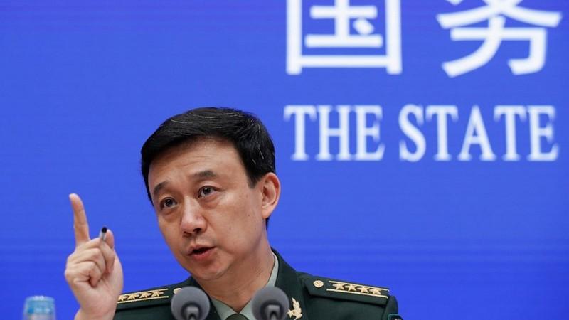 Biểu tình Hong Kong: Bộ Quốc phòng Trung Quốc lên tiếng - ảnh 1