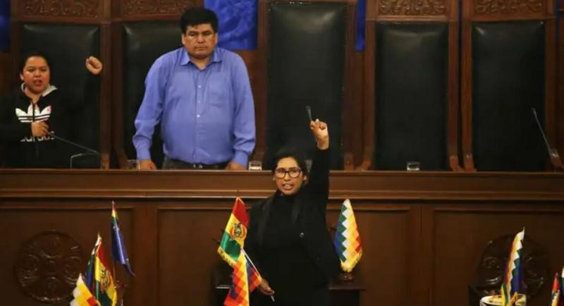 Ông Morales: 'Lãnh đạo đảng MAS mới xứng là tổng thống' - ảnh 1