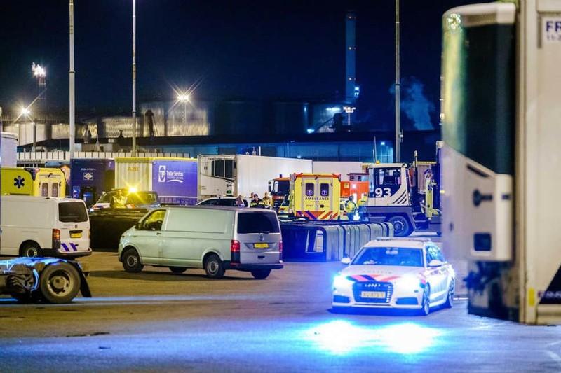 Tiếp tục phát hiện người nhập cư vào Anh trong container lạnh - ảnh 1
