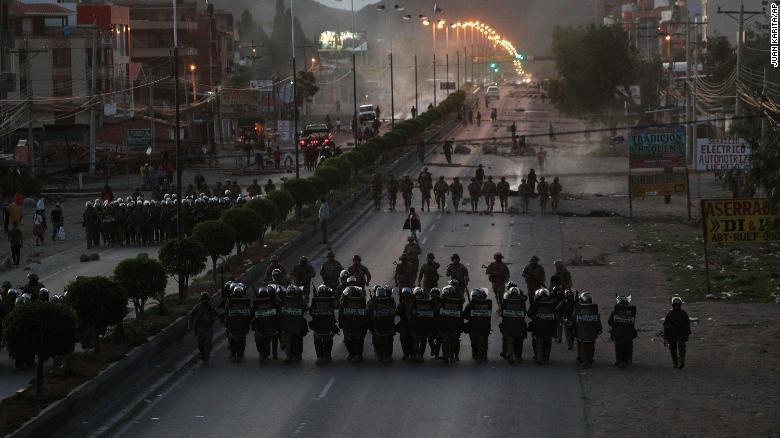 Cựu Tổng thống Bolivia: Sự cố trực thăng là âm mưu ám sát  - ảnh 1