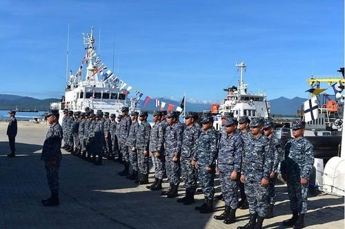 Philippines điều thêm hai tàu tuần tra mới ra biển Đông - ảnh 1