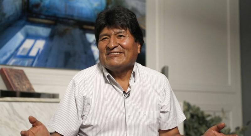 Ông Morales: 'Họ trả 50.000 USD để bắt tôi' - ảnh 1