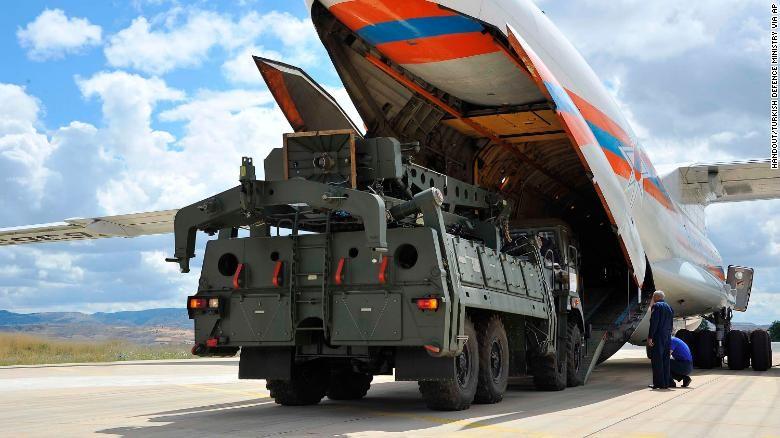Thổ Nhĩ Kỳ sẽ hoàn tất thương vụ S-400 với Nga - ảnh 1