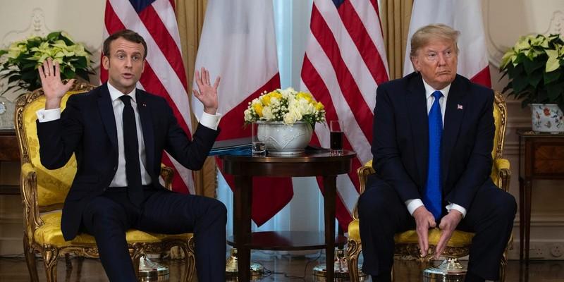 Pháp - Mỹ căng thẳng vì vấn đề IS - ảnh 1