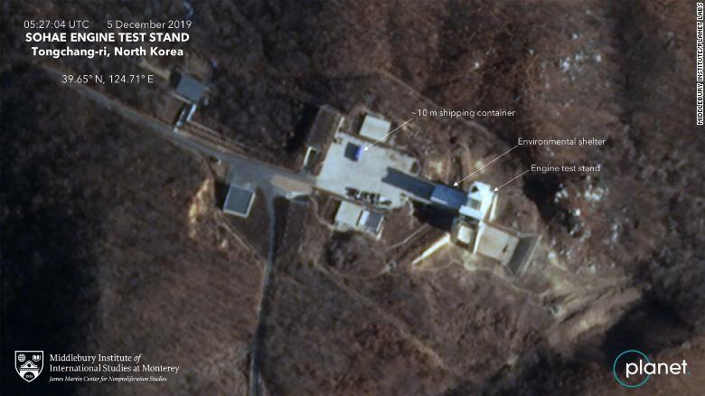 Khả năng Triều Tiên khôi phục bãi thử động cơ Sohae - ảnh 1