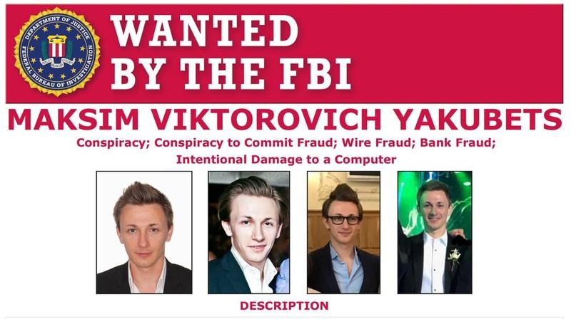 Mỹ truy nã nhóm hacker người Nga, lừa đảo hơn 100 triệu USD - ảnh 1