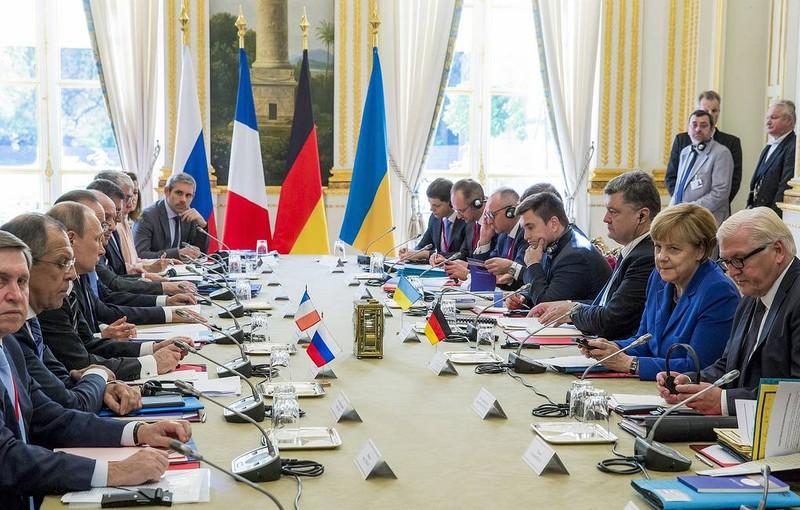Ukraine chuẩn bị gì cho Hội nghị 'Bộ tứ Normandy' sắp tới? - ảnh 1