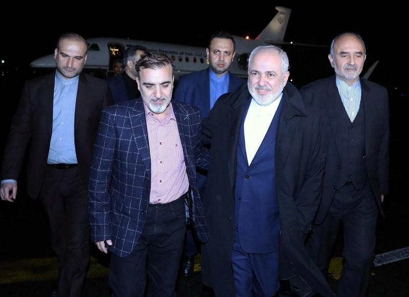 Mỹ-Iran bất ngờ trao đổi tù nhân - ảnh 2