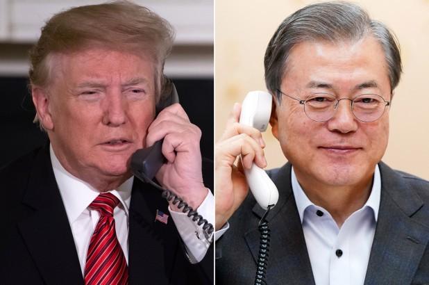 Triều Tiên chấm dứt đàm phán hạt nhân: Phản ứng của ông Trump - ảnh 1