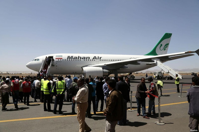 Mỹ trừng phạt hàng không Iran vì 'vận chuyển vũ khí hủy diệt'  - ảnh 2
