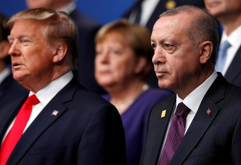 Thượng viện Mỹ giáng thêm đòn nặng vào quan hệ với Thổ Nhĩ Kỳ - ảnh 1