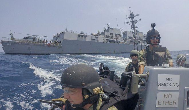 Biển Đông: Mỹ tổ chức 85 cuộc tập trận cùng đồng minh - ảnh 2