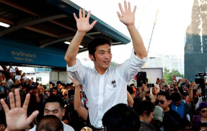 Người dân Thái Lan tổ chức biểu tình lớn nhất từ năm 2014 - ảnh 6