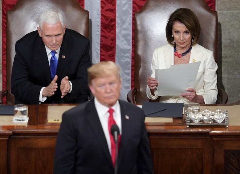Nhà Trắng nỗ lực đẩy lùi khả năng kết tội ông Trump - ảnh 1