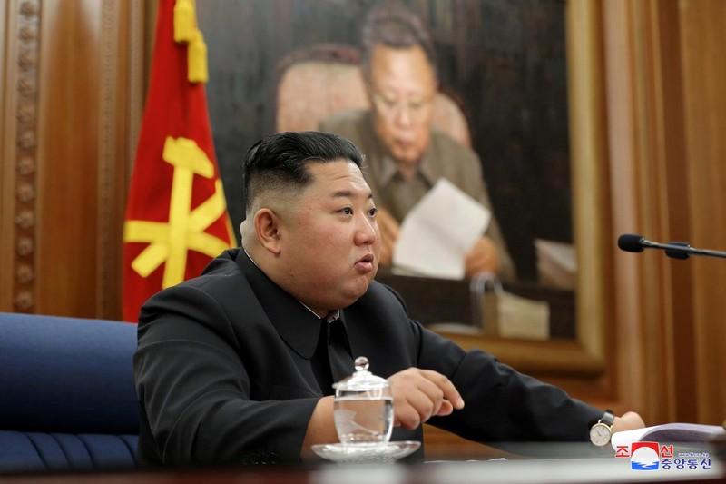 Triều Tiên tổ chức họp quân sự, cảnh báo Mỹ phải trả giá đắt - ảnh 1