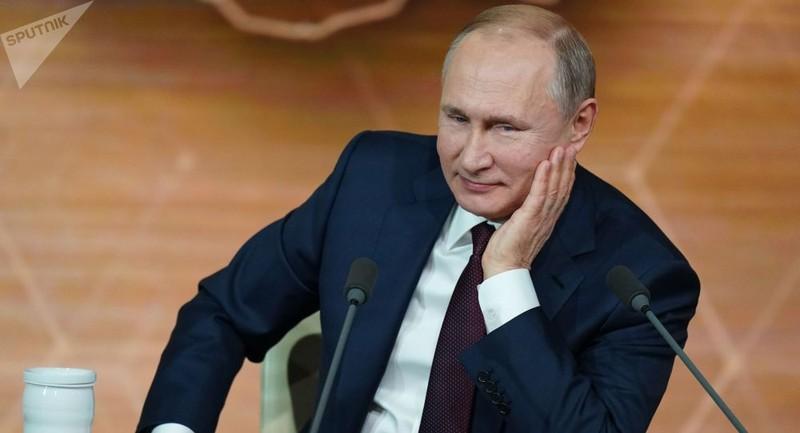 Tiết lộ kế hoạch đón năm mới của Tổng thống Nga Putin - ảnh 1