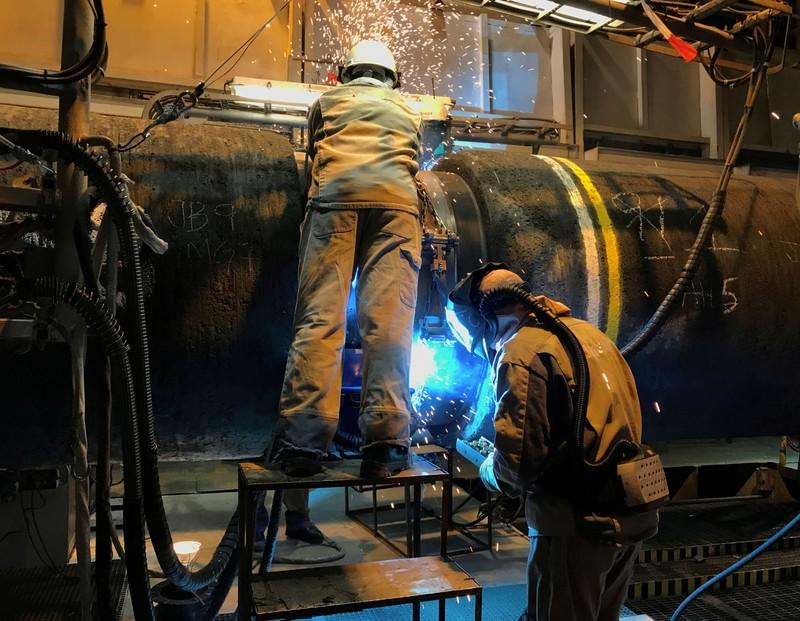 Mỹ dọa trừng phạt các nhà thầu đường ống dẫn khí Nga-châu Âu - ảnh 2