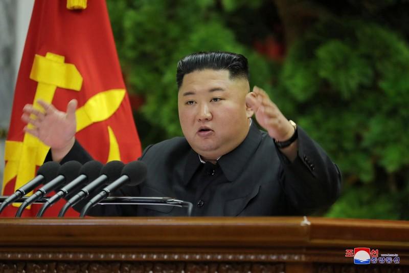 Triều Tiên tổ chức họp cuối năm với các quan chức hàng đầu - ảnh 1