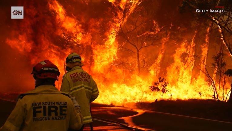 Cháy rừng lan rộng, Sydney không thể hủy bắn pháo hoa năm mới - ảnh 3