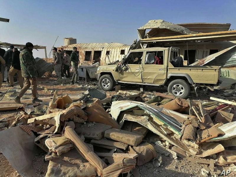 Iran cảnh báo Mỹ phải 'nhận hậu quả' vì cuộc không kích ở Iraq - ảnh 1