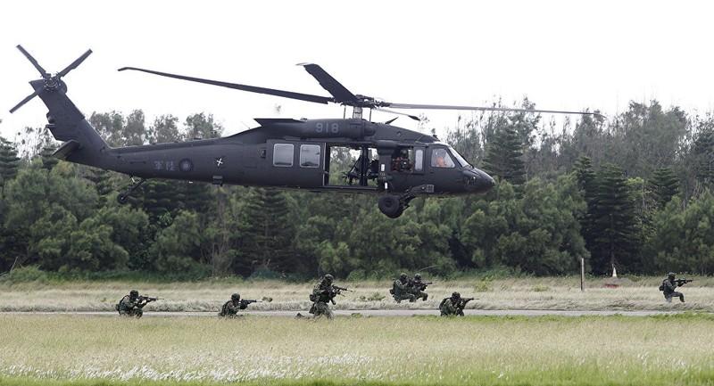 Đài Loan: Tai nạn trực thăng, nhiều tướng lĩnh thiệt mạng - ảnh 1