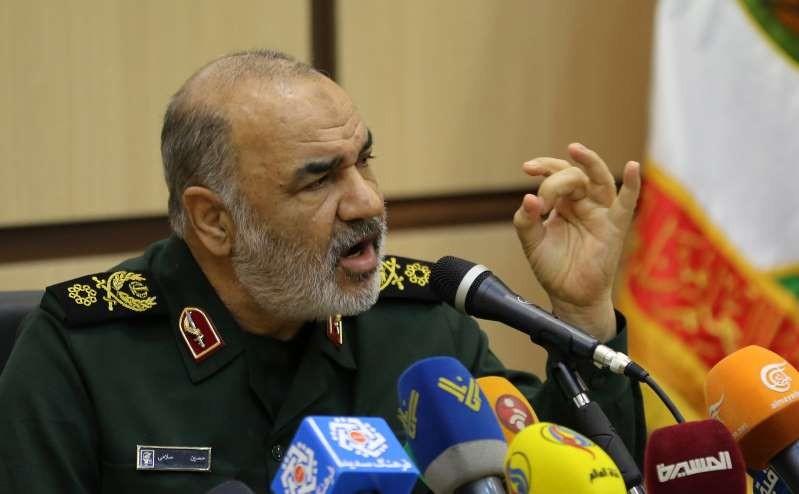 Tướng Hossein Salami: 'Iran không sợ chiến tranh' - ảnh 1