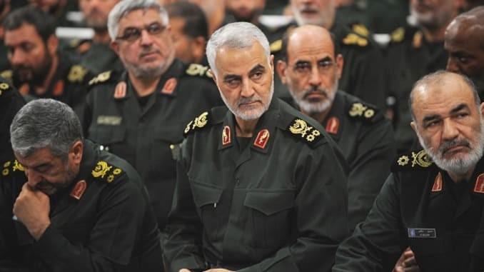 Iran thề trả đũa Mỹ vì cái chết của Thiếu tướng Soleimani - ảnh 1