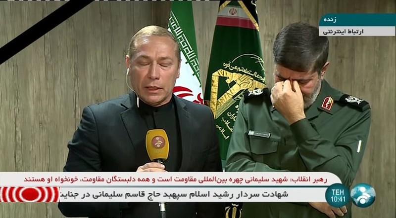 Phẫn nộ và đoàn kết lan khắp Iran sau cái chết của Soleimani - ảnh 2