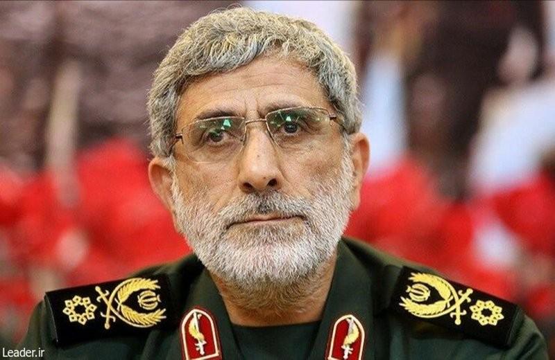 Lộ diện tướng mới của Iran kế nhiệm ông Soleimani - ảnh 1