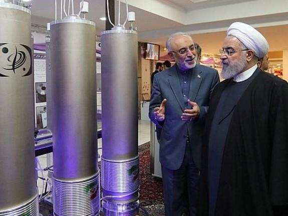 Iran: Không tuân thủ thỏa thuận hạt nhân nữa - ảnh 1