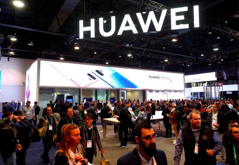 Mỹ quyết tâm cho Huawei ra rìa trên toàn cầu - ảnh 1
