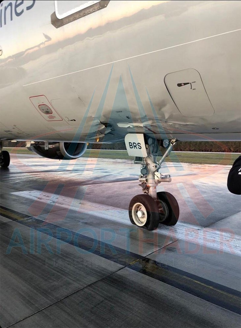 Máy bay Nga hạ cánh khẩn cấp ở Thổ Nhĩ Kỳ - ảnh 1
