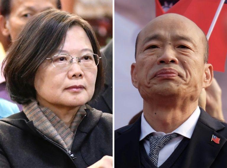 Bầu cử Đài Loan: Bà Thái Anh Văn tái đắc cử - ảnh 1