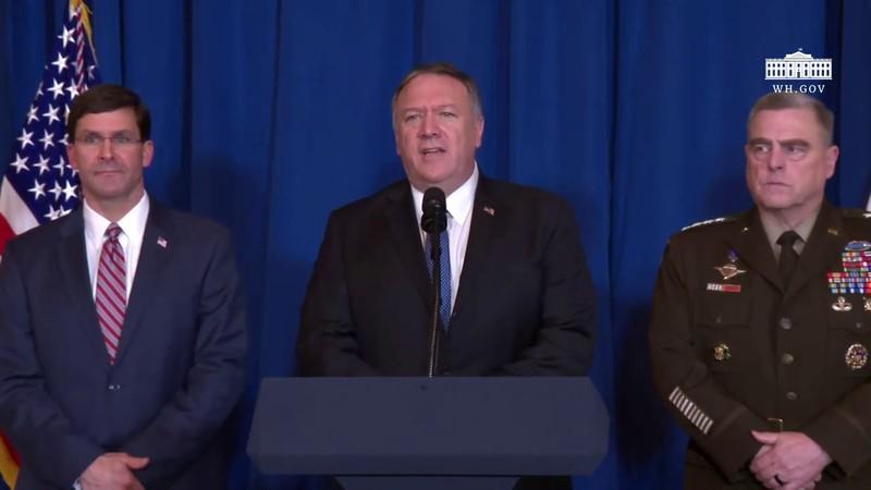 Hé lộ nhân vật thiết kế chính sách Iran cho ông Trump - ảnh 5