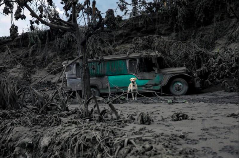 Philippines: Núi lửa Taal có thể tạo ra một 'vụ nổ phun trào' - ảnh 4