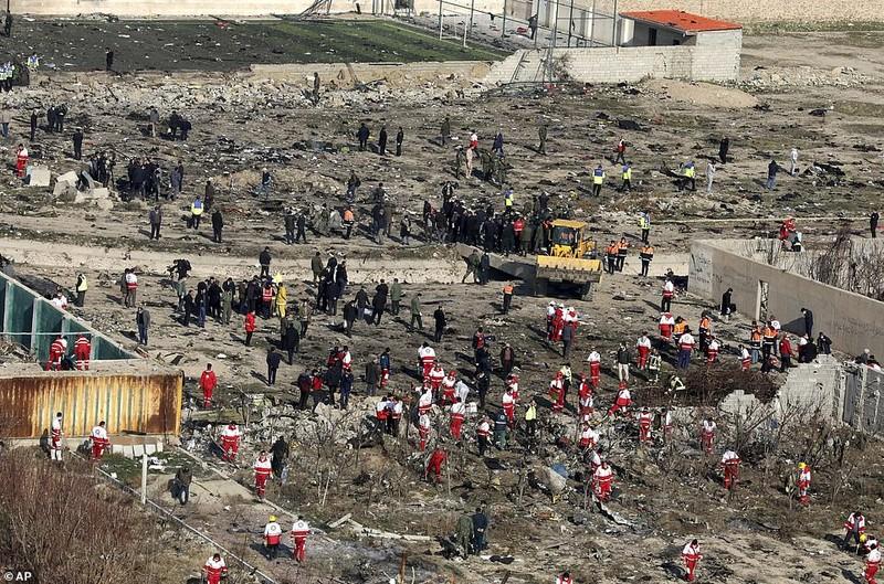 'Iran không che giấu điều gì sau vụ bắn nhầm máy bay Ukraine' - ảnh 3