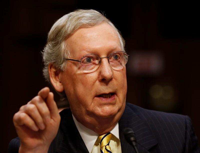 Thượng viện: Có thể mở phiên tòa luận tội ông Trump tuần sau - ảnh 1