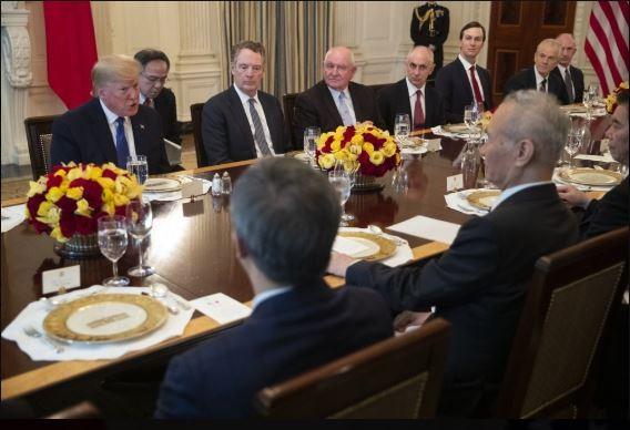 Mỹ-Trung ký kết thành công Thỏa thuận thương mại giai đoạn 1 - ảnh 2
