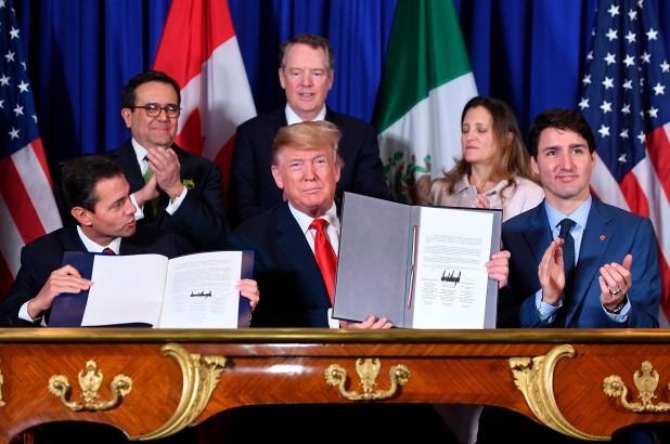 USMCA được Thượng viện phê duyệt ngay trước luận tội ông Trump - ảnh 2