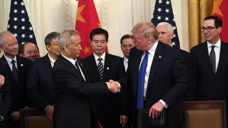 Thỏa thuận thương mại Mỹ-Trung: Khó có thể hoàn thành  - ảnh 1