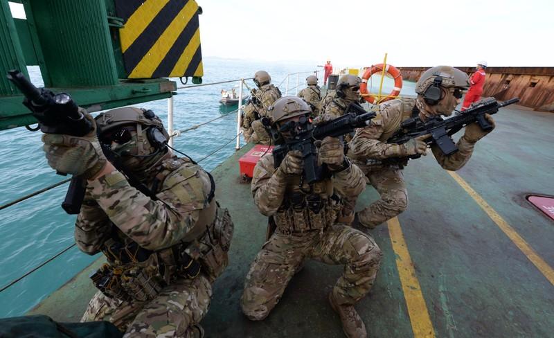 Mỹ nói gì về việc Hàn Quốc điều quân áp sát Iran?  - ảnh 1