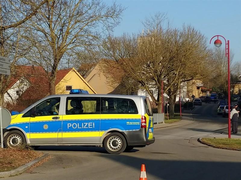Xả súng kinh hoàng ở Đức, 6 người thiệt mạng  - ảnh 1
